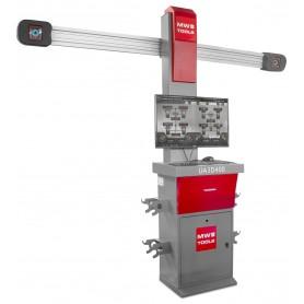 3D wieluitlijnapparaat met 2x5Mpixel camera MW-Tools UA3D400