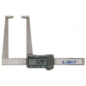Schuifmaat digitaal voor remschijven  Limit SPD75RT