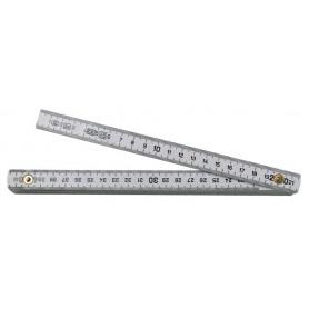 Duimstok aluminium EG klasse III 1 m / 2 m Limit DSA1M-DSA2M