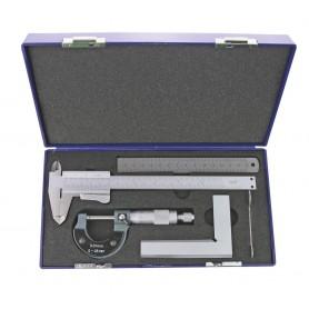 Meetinstrumenten met schuifmaat 150 mm MIB CMS41