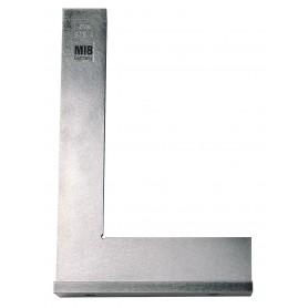 Winkelhaak koolstofstaal DIN875/2 met voet  MIB WHV2