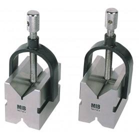 Paar V-blokken met spanbeugels DIN 876/0 Limit VBLSP