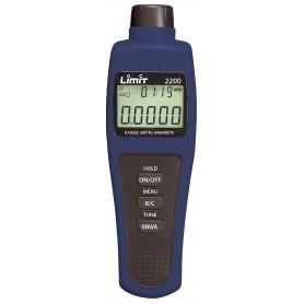 Digitale tachometer / teller tot 99.999 m/min Limit L2200