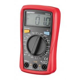 DIGITALE MULTIMETER CAT I 600V / CAT II 300V Teng Tools DM550