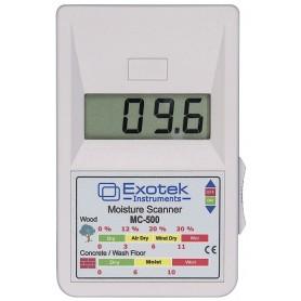 vochtscanner Exotek Instruments MC-500