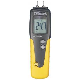 vochtigheidsmeter  Exotek Instruments MC-410