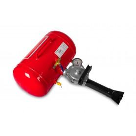 Bandenvulpistool met 19 liter MW-Tools BVP220