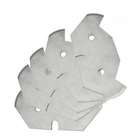 Set van mesjes voor tafelsnijders SSC SSC EUR4171