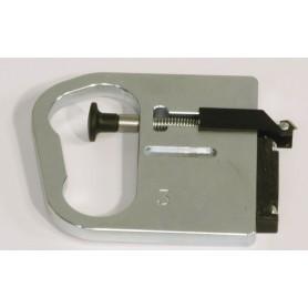 Houder acryl/plexi groef AXL SSC AXL3B