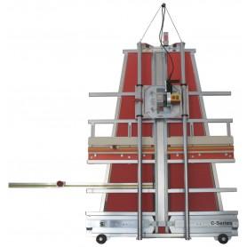 C4 - Verticale paneelzaag 1.27m zaaghoogte SSC SSCC4V3