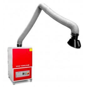 Lasafzuiging 400V 1 arm MW-Tools LA2801