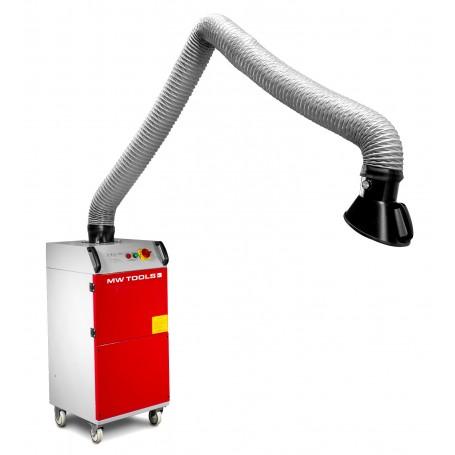 Lasafzuiging 230 V 2000m³/h MW-Tools LA1801