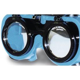 Reserveglazen voor lasbril Schweisskraft OKB