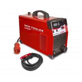 Draagbare plasmasnijder 80A,  MW-Tools CUT80HFI