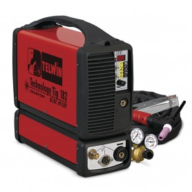 Inverter lasapparaat TIG Telwin TECHNOLOGY TIG 182/222