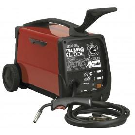 Transfo lasapparaat MIG-MAG 145A - 1,0 Telwin TELMIG 150/1