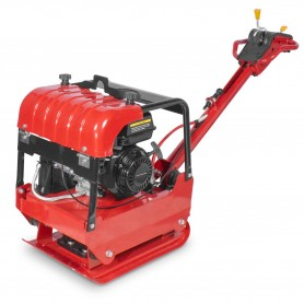 Trilplaat met Benzinemotor - 25kN MW-Tools TPT2500