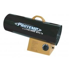 Warmeluchtblazer op gas 345 m³ Protemp PT 150V-GFA-E SH