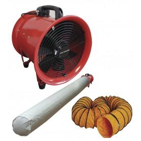 Ventilator MV300 met accessoires MW-Tools MV300SET