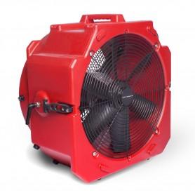 Mobiele ventilator 2 snelheden MW-Tools MV500PP