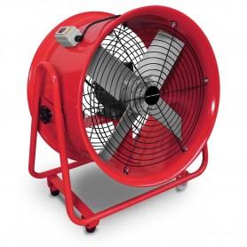 Mobiele ventilator op wielen 550W 230V MW-Tools MV400R