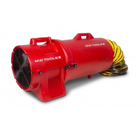 Ventilator 750 W met accessoires MW-Tools MVH300PPSET