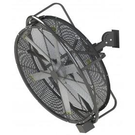 Muur/plafond ventilator met zwaaifunctie ø1500mm 950W MW-Tools MV1500IOM