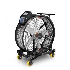 Industriële ventilator ø900mm MW-Tools MV900IL