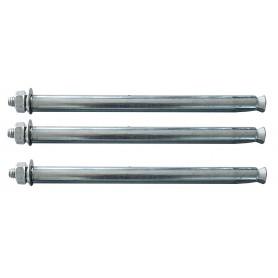 Bevestigingen voor stootbescherming MW-Tools FIXV120