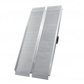 Lichte oprijplaat 1250x770(385)x110(55) MW-Tools RAMP125