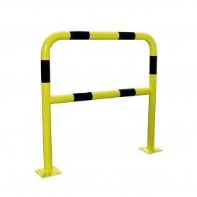 Veiligheidsbeugel geel/zwart 1,5m ø40mm MW-Tools BHK40150GZ