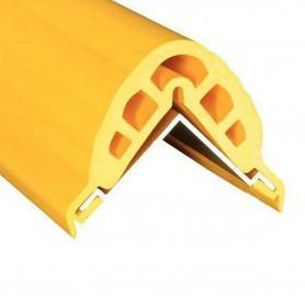 Stootrand halve cirkel 1140x50x50mm MW-Tools SR050R