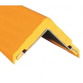 Stootrand driehoekig 1140x50x50mm MW-Tools SR050H