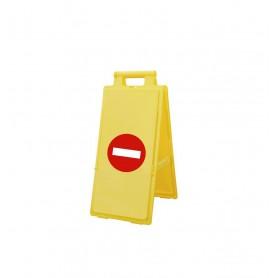 Vloerbord verboden toegang MW-Tools VM300VT