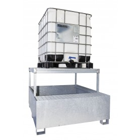Opvangbak 1 IBC vat MW-Tools OPBHS12