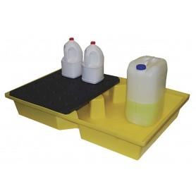 Lekbak voor jerrycans 104 l MW-Tools LB100S