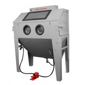 Zandstraalcabine 420 ltr. MW-Tools CAT420