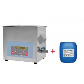 PACK ULTRASOONREINIGER UCC010 + DEG160 MW-Tools UCC010PACK