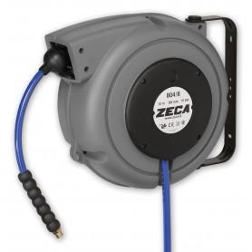 """Lucht water haspel 10 m -  1/4"""" Zeca ZELU804/8/S"""