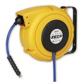 """Lucht water haspel 10 m -  1/4"""" Zeca ZELU804/8"""