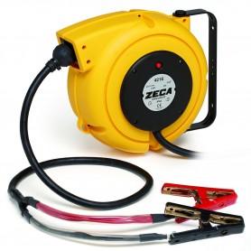 Kabelhaspel batterijlader 6 m 30 A Zeca Z4216