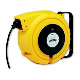 Kabelhaspel rubber 9 m - 4G 1,5 mm² Zeca ZEEL4415 RNF