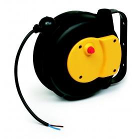Kabelhaspel 6 m - 3G 1,0 mm² Zeca ZEEL9003