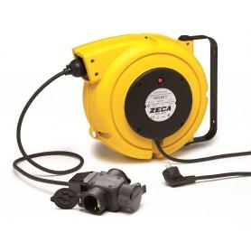 Kabelhaspel 14 m - 3G 1,5 mm² Zeca ZEEL4315/GS 3