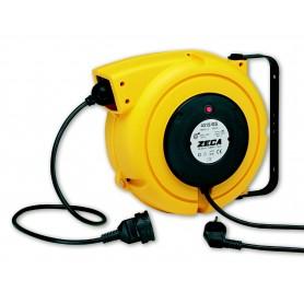 Kabelhaspel 14 m - 3G 1,5 mm² Zeca ZEEL4315/GS