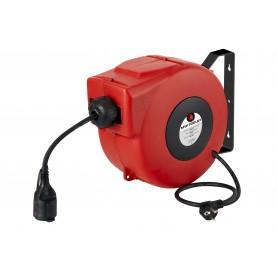 Kabelhaspel 8 m - 3G 1,5 mm² MW-Tools HAE31508N