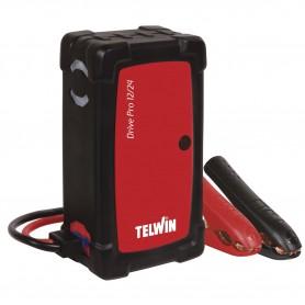 Startbooster 12/24 V met Lithium batterij Telwin DRIVE PRO 12/24