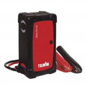 Startbooster met lithium batterij 12V Telwin DRIVE PRO 12