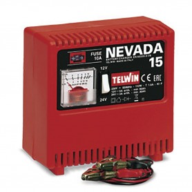 Compacte batterijlader Telwin NEVADA 15