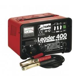 Batterijlader met START functie Telwin LEADER 400
